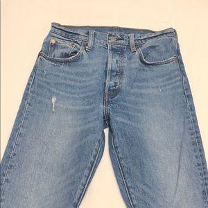Levi's 501 Skinny Jean size 25
